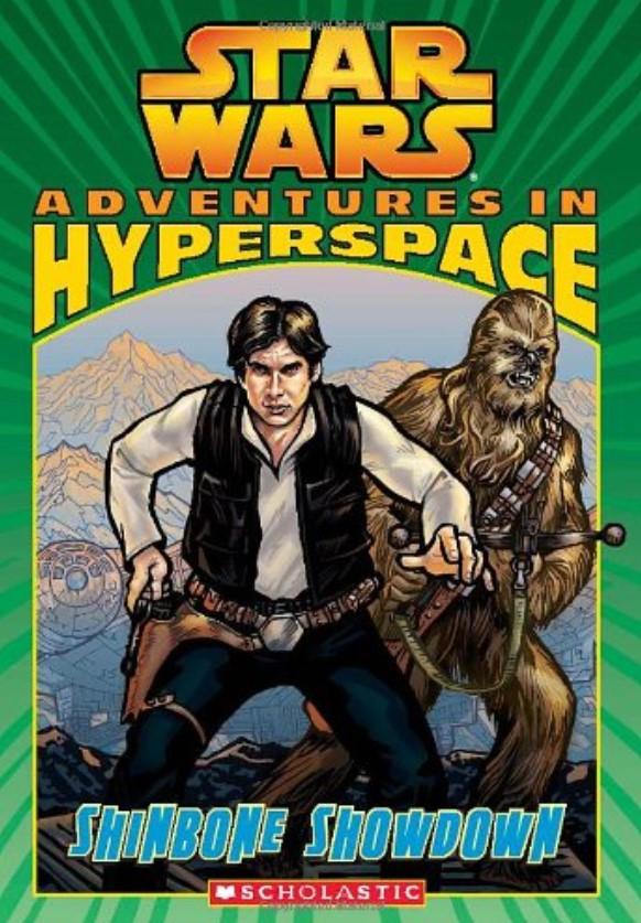 Star Wars Adventures in Hyperspace: Shinbone Showdown