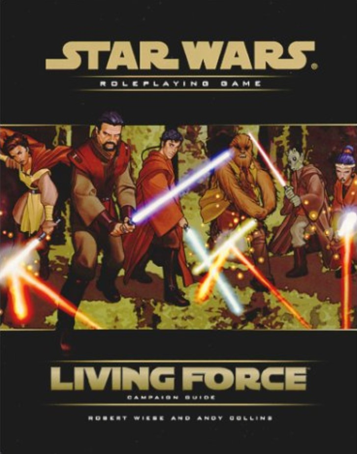 Star Wars: Living Force Campaign Guide