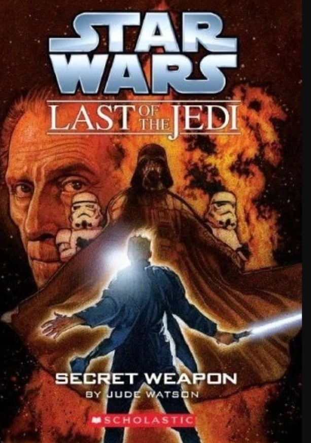 Star Wars Last of the Jedi: Secret Weapon
