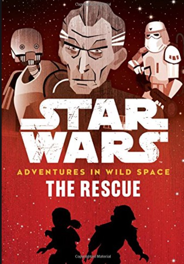 Star Wars Adventures in Wild Space: The Rescue (U.S.)