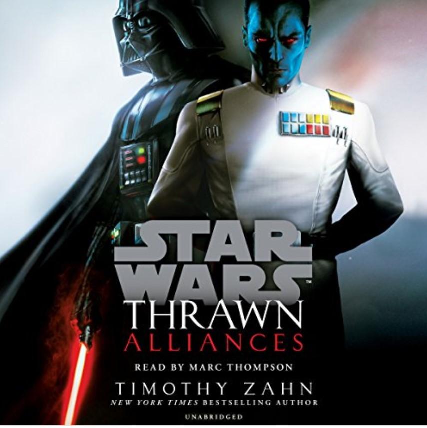 Star Wars Thrawn: Alliances (audio book)