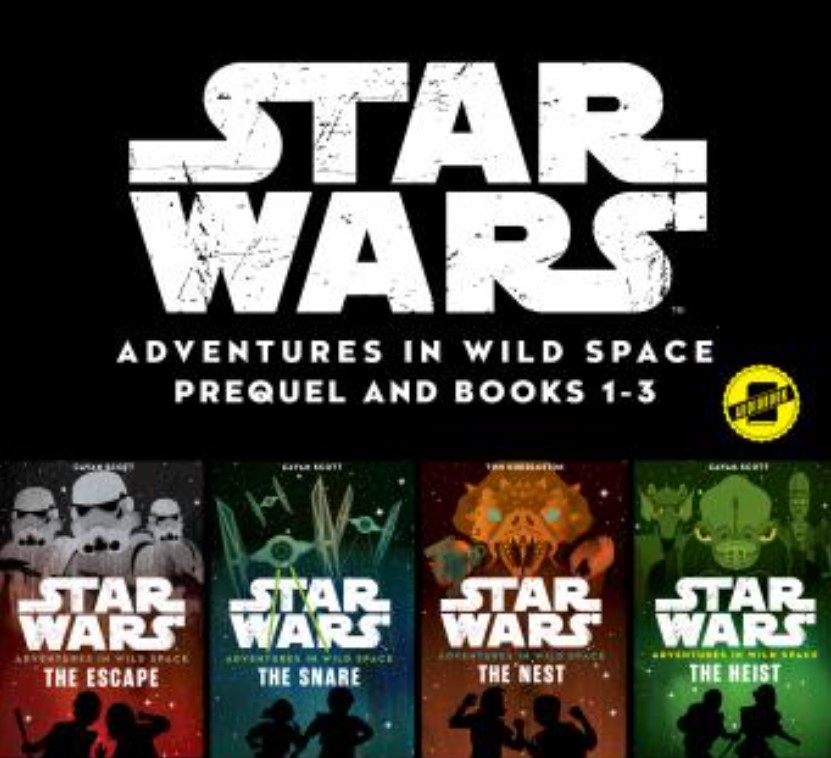 Star Wars Adventures in Wild Space: The Escape (audio)