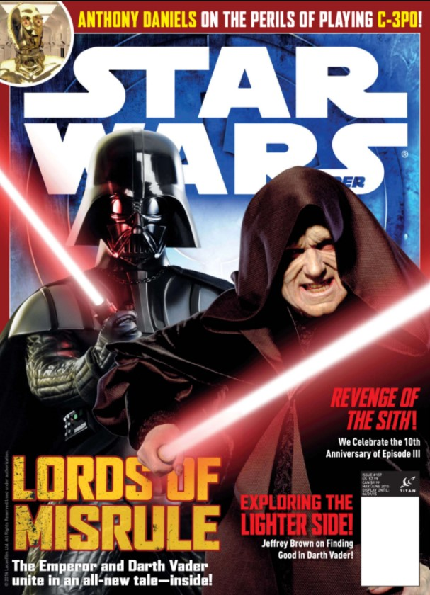 Star Wars Insider 157