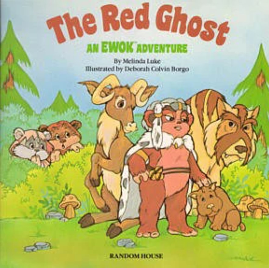 The Red Ghost: An Ewok Adventure