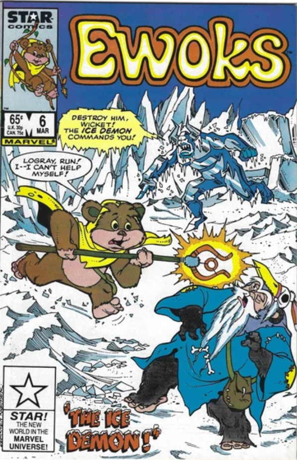 Ewoks 6: The Ice Demon