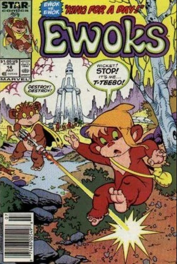 Ewoks 14: King for a Day