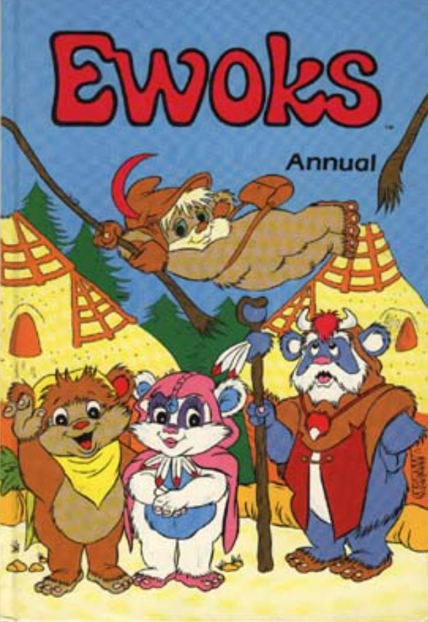 Ewoks: Return of the Great One!