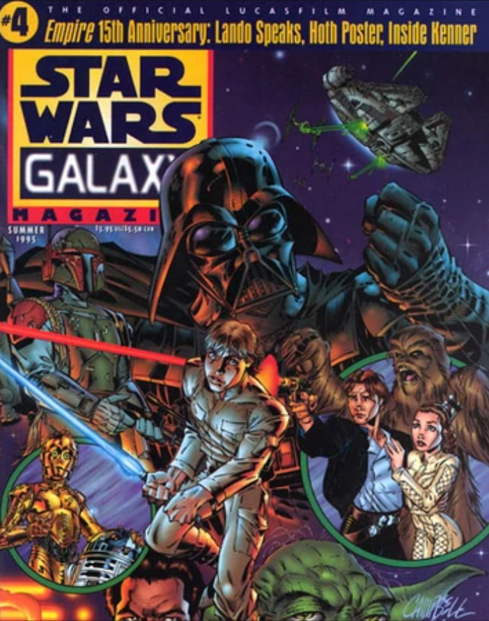 Star Wars Galaxy Magazine 4