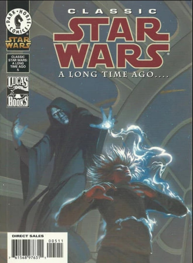 Classic Star Wars: A Long Time Ago Volume 5