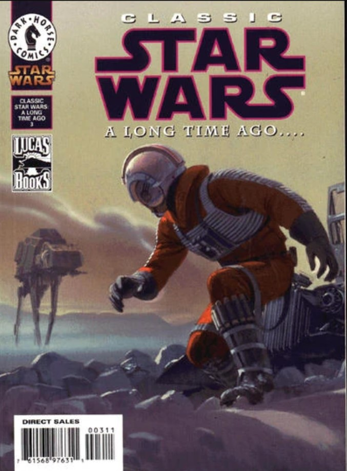 Classic Star Wars: A Long Time Ago Volume 3