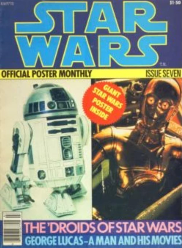 Star Wars Official Poster Monthly 7