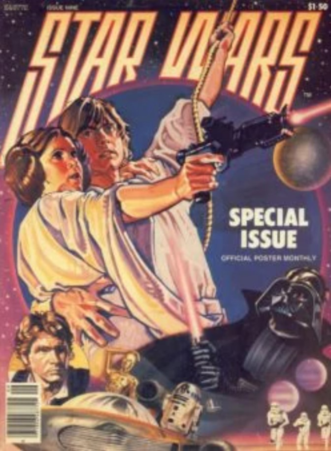 Star Wars Official Poster Monthly 9
