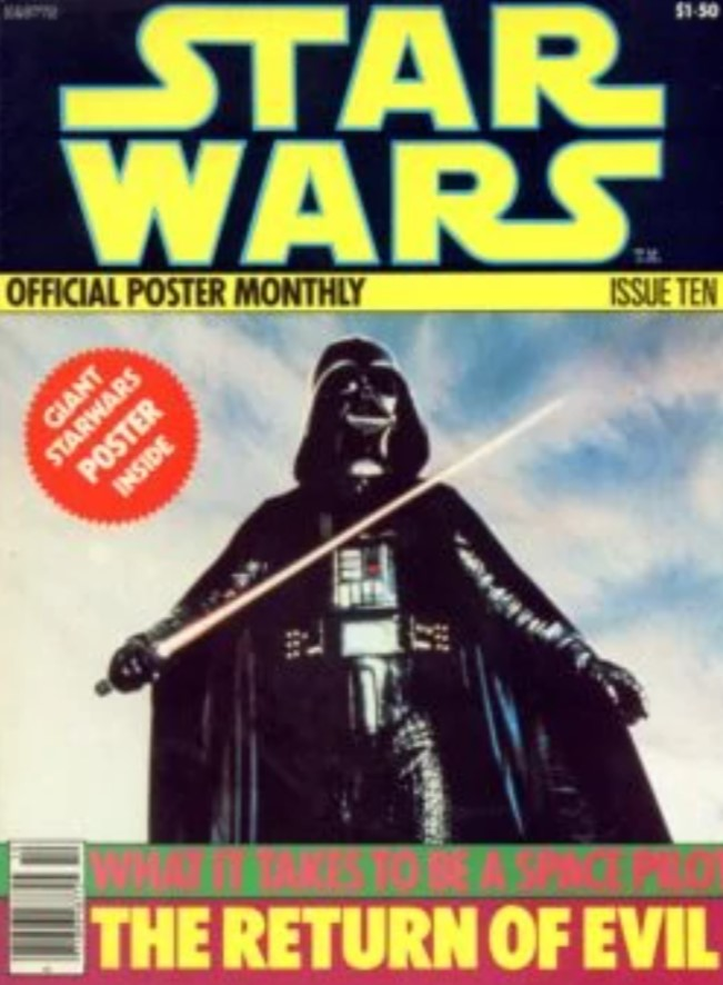 Star Wars Official Poster Monthly 10