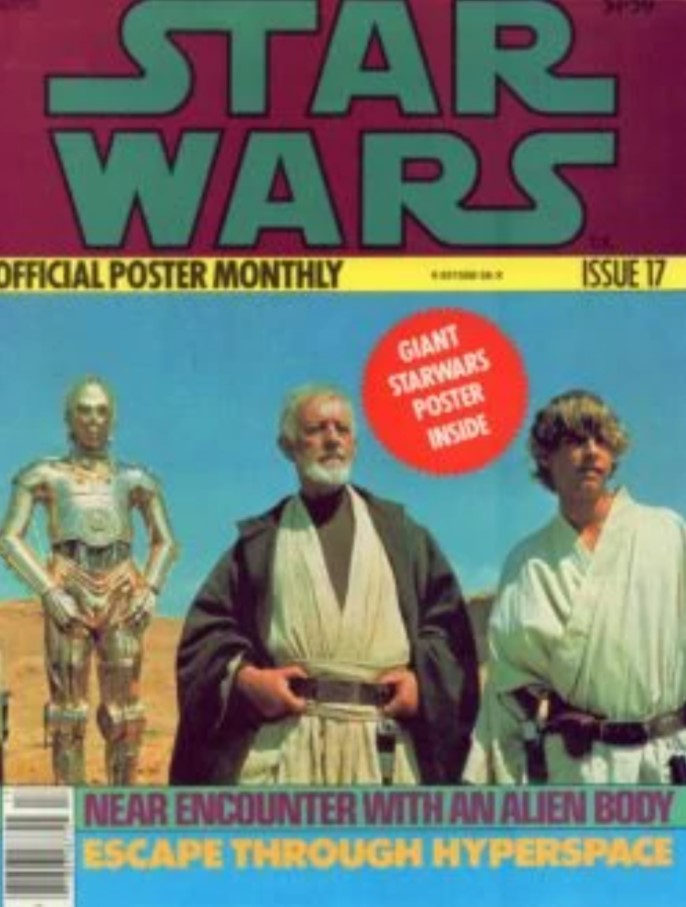 Star Wars Official Poster Monthly 17