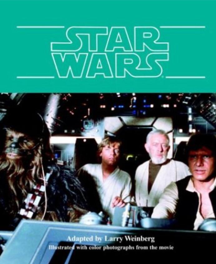 Star Wars (Step-Up Movie Adventure)