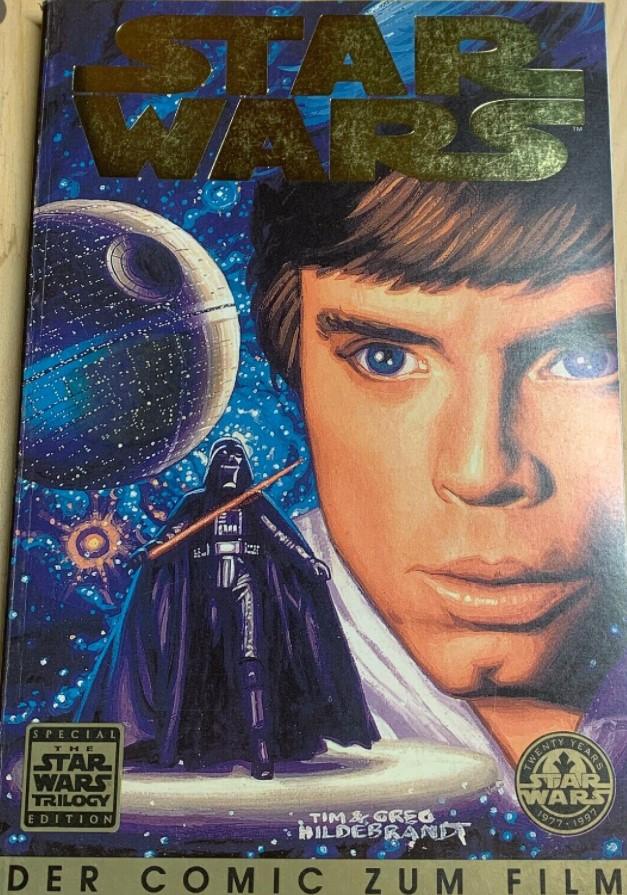 Star Wars Der Comic Zum Film