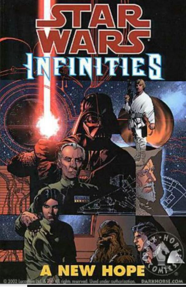 Star Wars Infinities: A New Hope