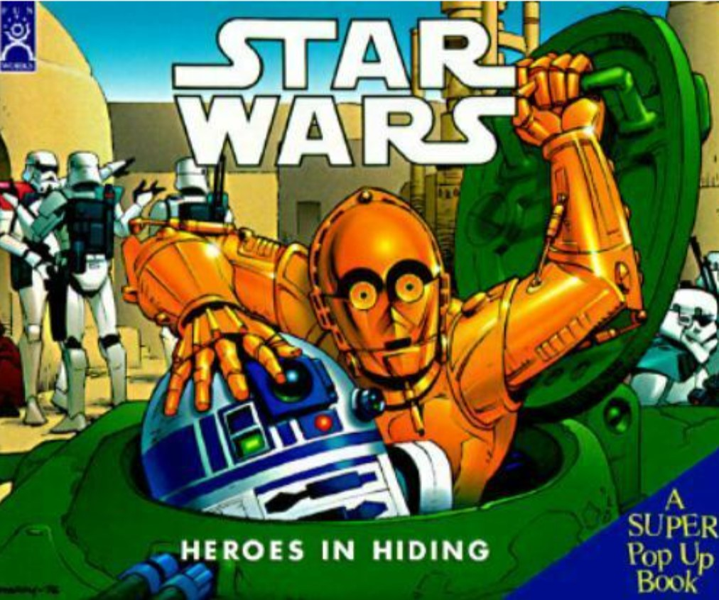 Star Wars: Heroes in Hiding