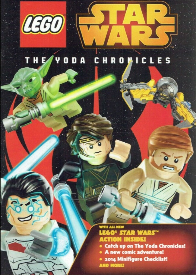 Lego Star Wars: The Yoda Chronicles (Magazine)