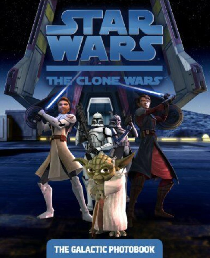 Star Wars: The Clone Wars - The Galactic Photobook