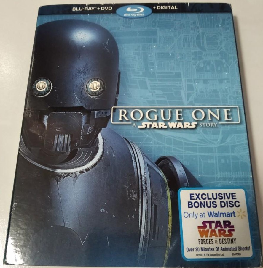 Rogue One: A Star Wars Story (Walmart Exclusive 2017)