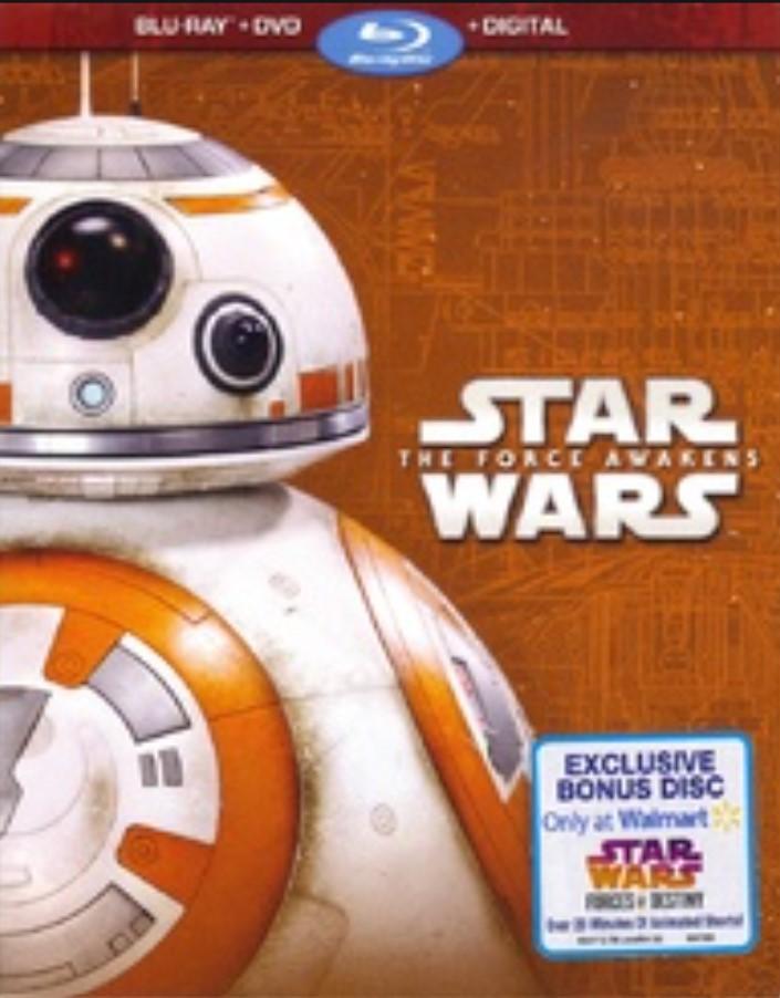 Star Wars: The Force Awakens (Walmart Exclusive 2017)