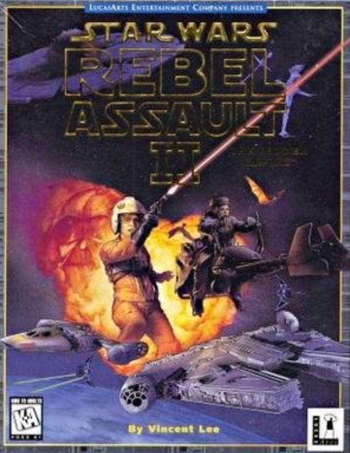 Star Wars Rebel Assualt II: The Hidden Empire