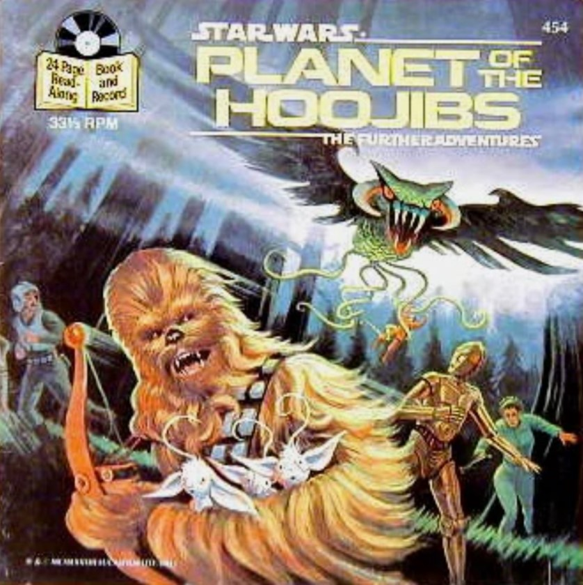 Star Wars The Further Adventures: Planet of the Hoojibs