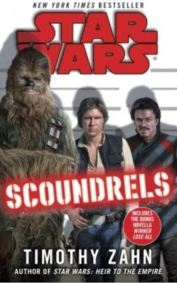 Star Wars: Scoundrels (paperback)