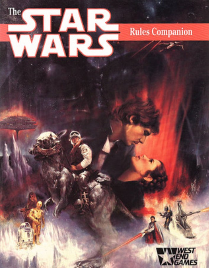 The Star Wars Rules Companion