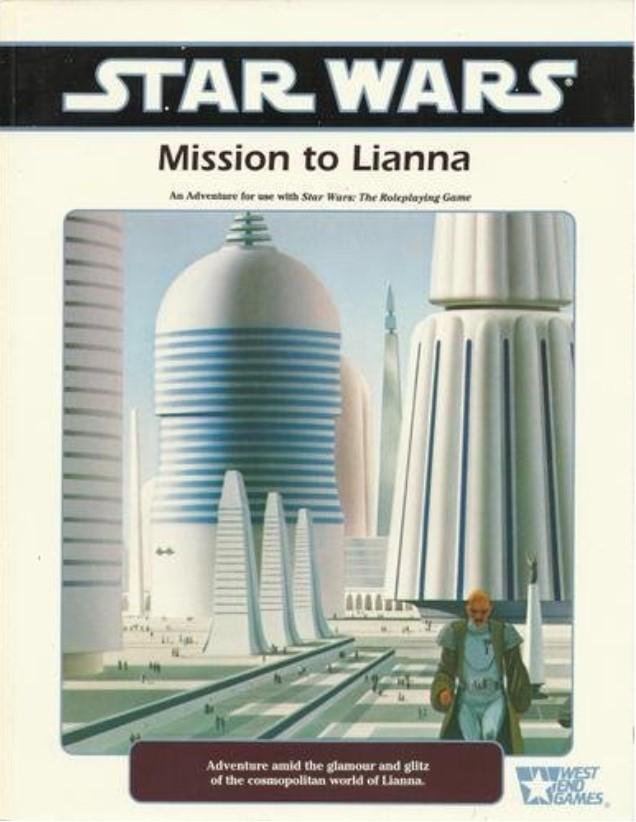Star Wars: Mission to Lianna