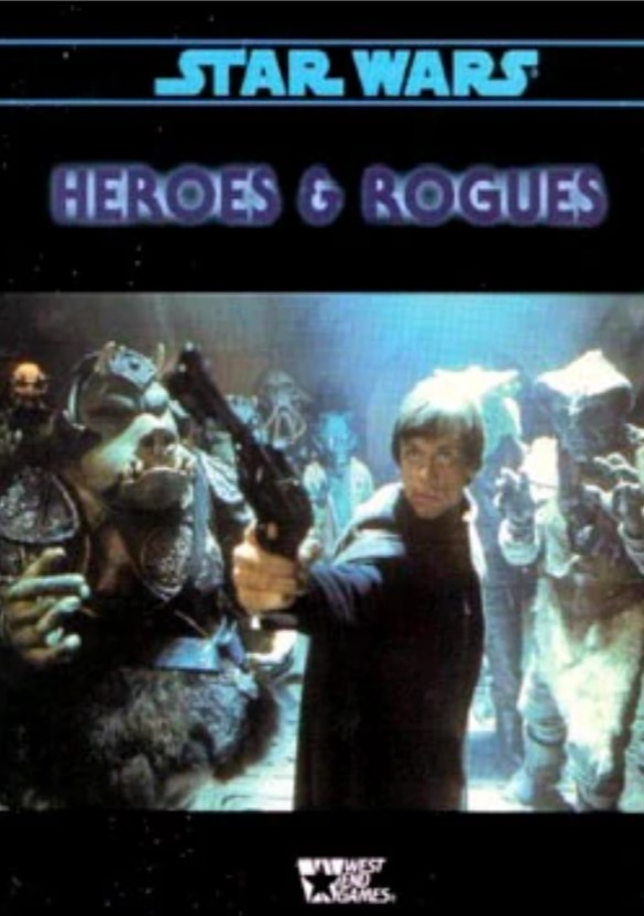 Star Wars: Heroes and Rogues