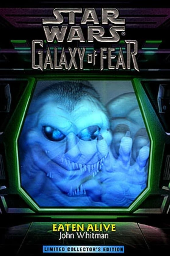 Star Wars Galaxy of Fear: Eaten Alive
