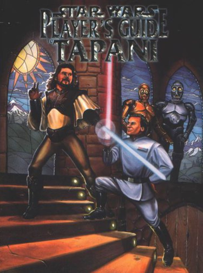 Star Wars: Player's Guide to Tapani