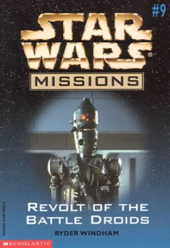 Star Wars Missions: Revolt of the Battle Droids