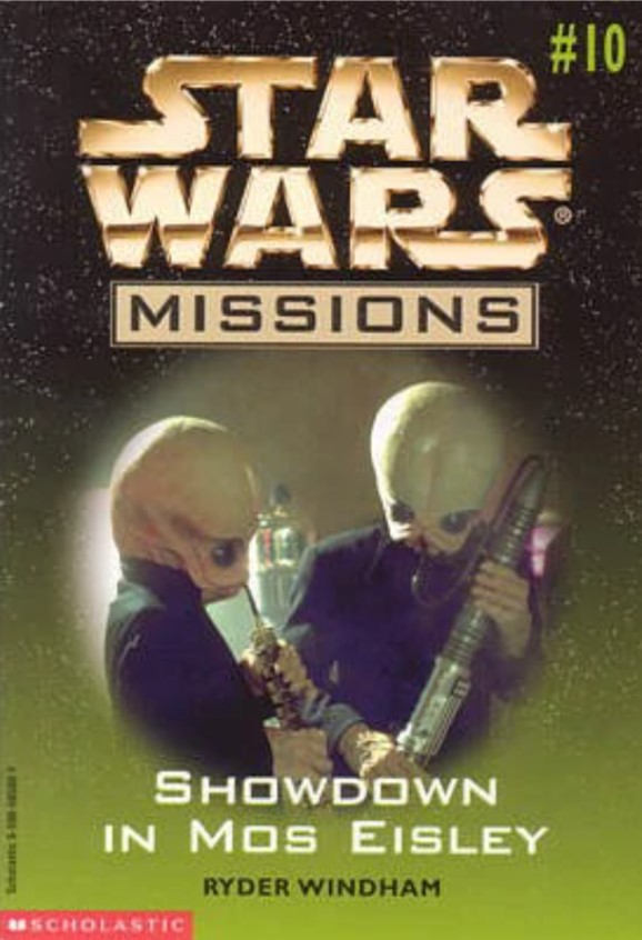 Star Wars Missions: Showdown in Mos Eisley