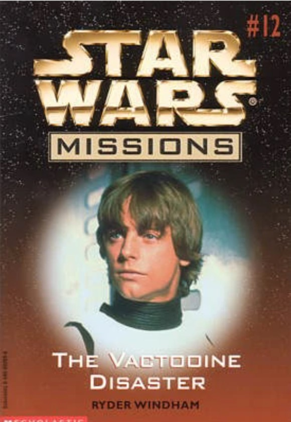 Star Wars Missions: The Vactooine Disaster