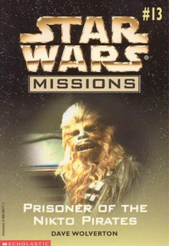 Star Wars Missions: Prisoner of the Nikto Raiders