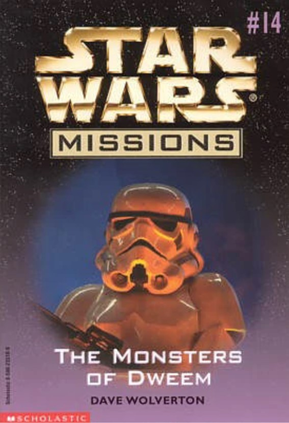 Star Wars Missions: The Monsters of Dweem