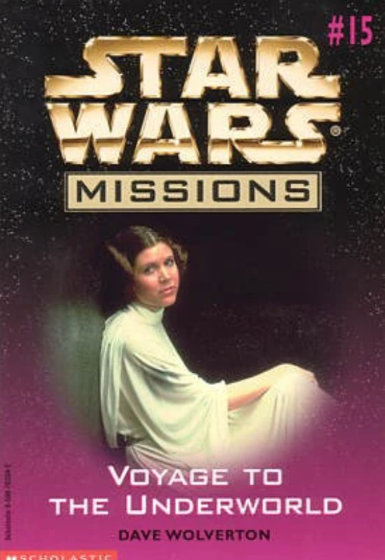 Star Wars Missions: Voyage to the Underworld