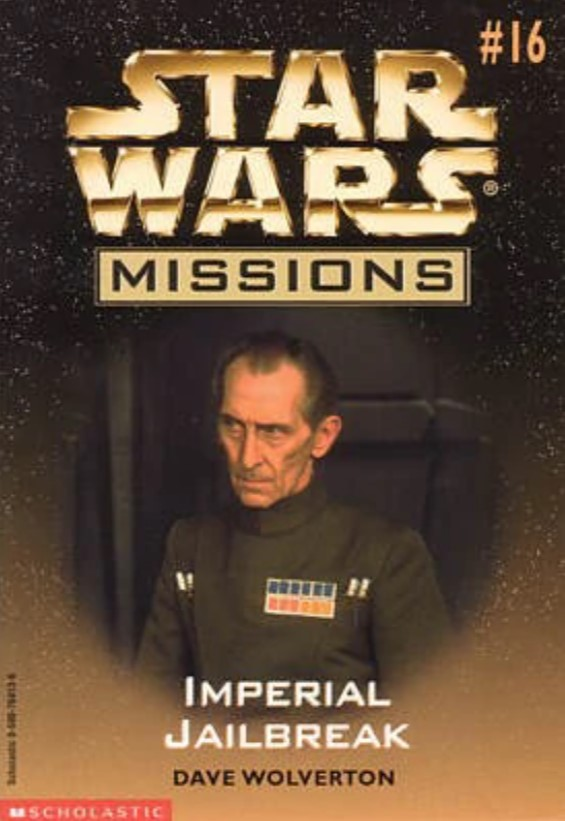 Star Wars Missions: Imperial Jailbreak