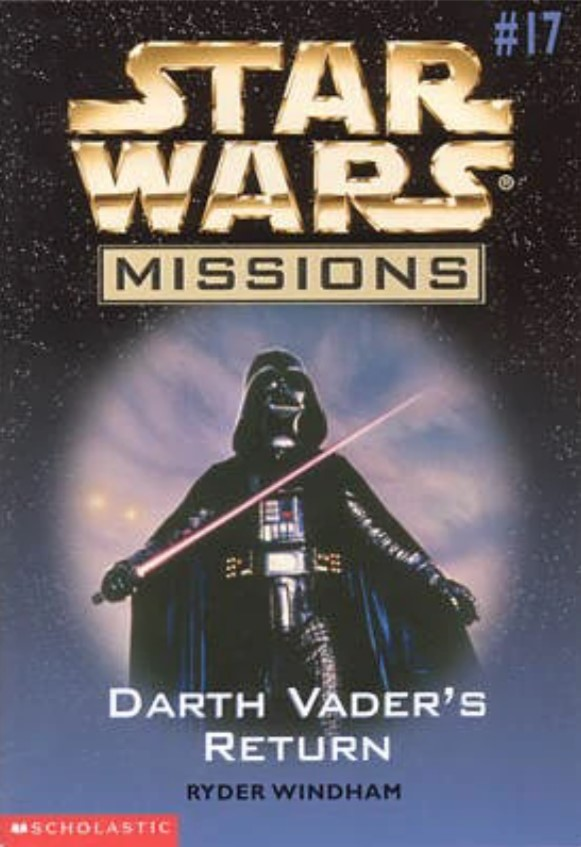 Star Wars Missions: Darth Vader's Return