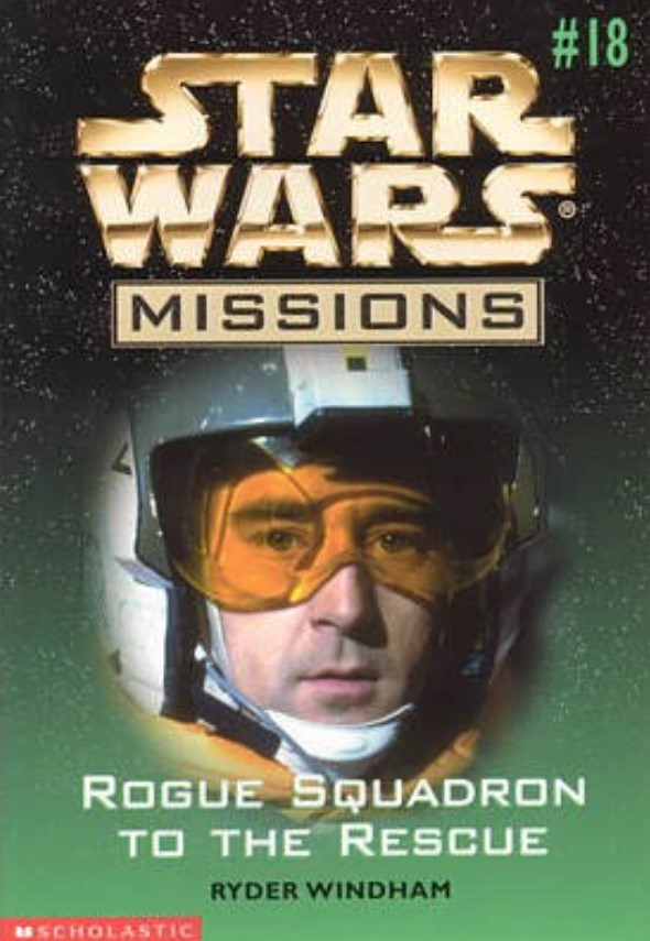 Star Wars Missions: Rogue Squadron to the Rescue