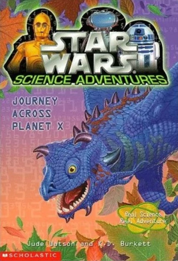 Star Wars Science Adventures: Journey Across Planet X