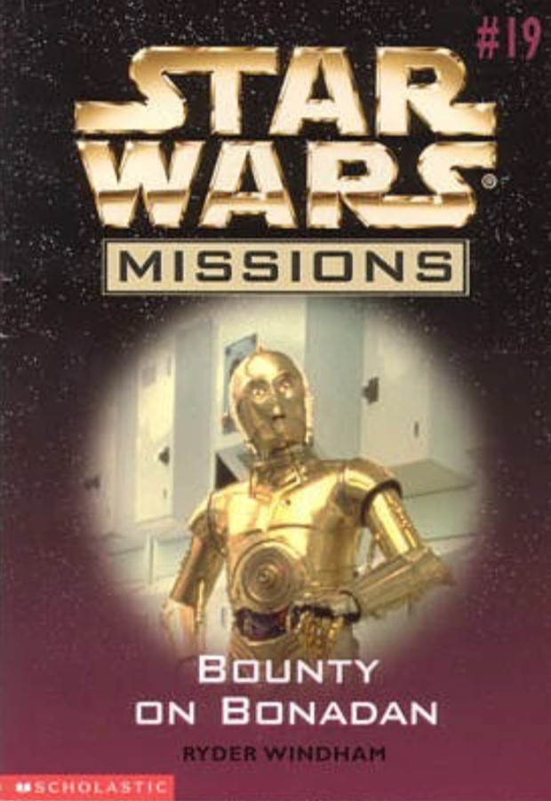 Star Wars Missions: Bounty on Bonadan