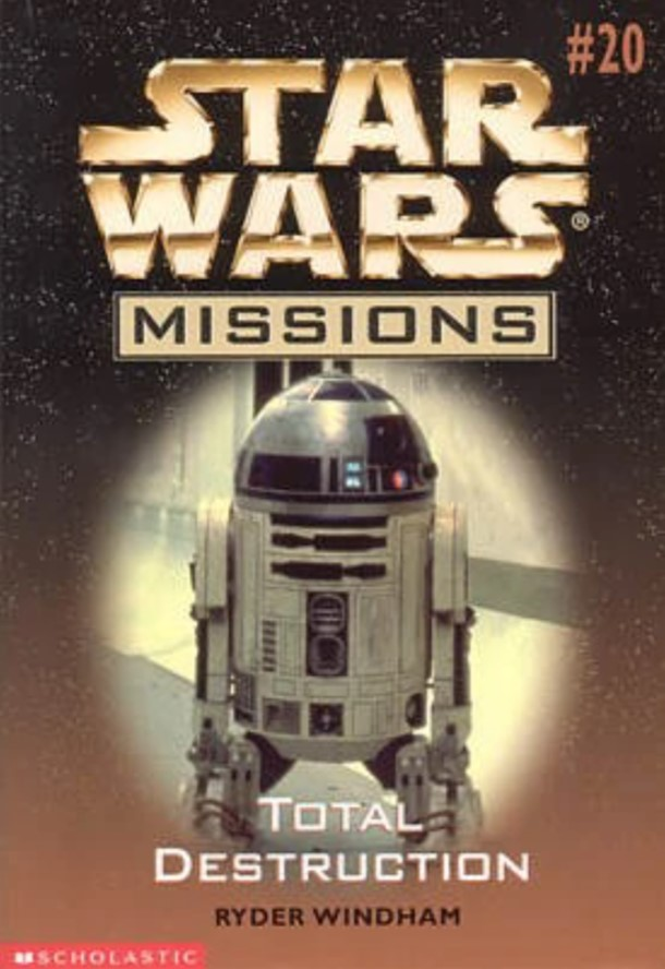 Star Wars Missions: Total Destruction