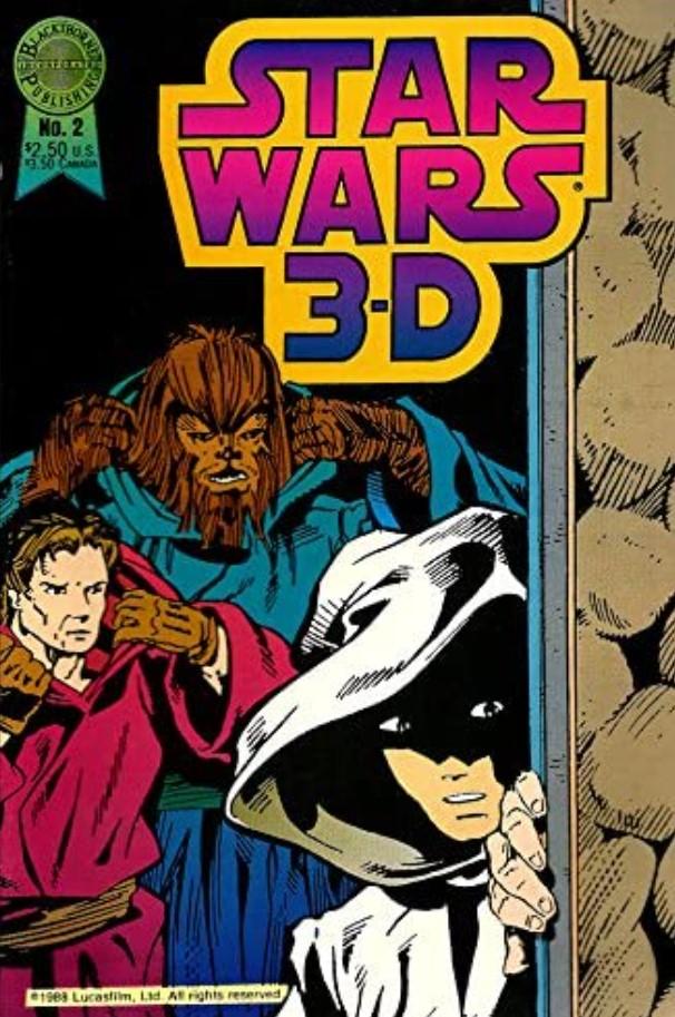 Star Wars 3-D: Havoc on Hoth