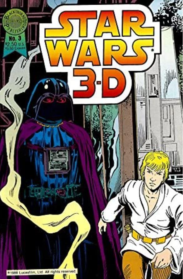 Star Wars 3-D: The Dark Side of Dantooine