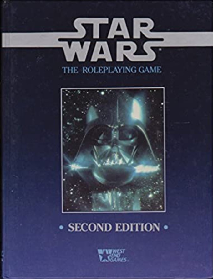 Star Wars: The Roleplaying Game, Second Edition