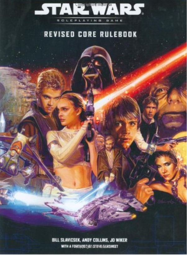 Star Wars Roleplaying Game Revised Core Rulebook